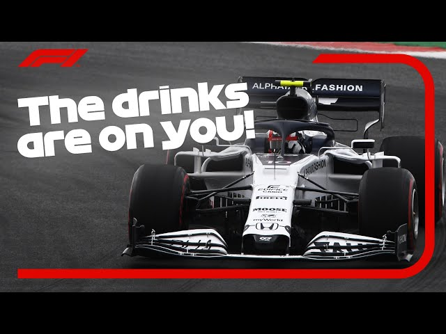 Hamilton Makes History, Gasly Earns A Drink and the Best Team Radio! | 2020 Portuguese Grand Prix