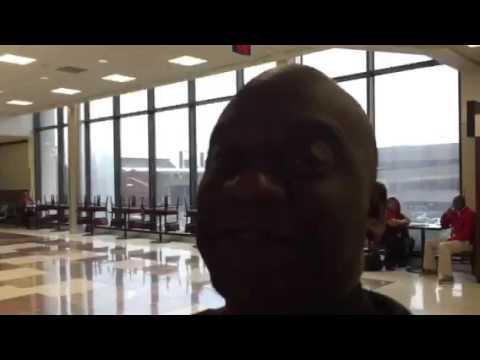 Zennie Makes Bar Basketball Shot At Stillhouse ATL Airport