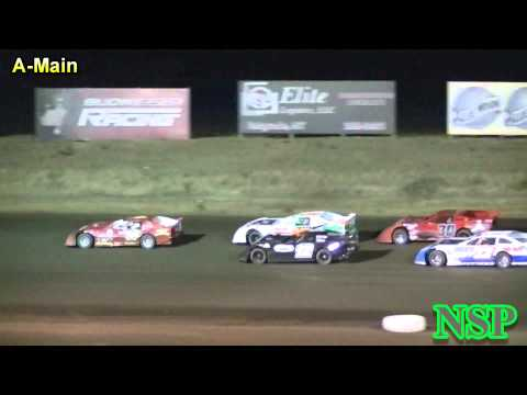 8-15-2014 Super Stocks A-Main Gallatin Speedway
