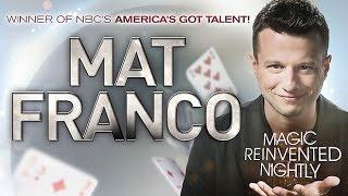 "AGT season 9 winner ""Mat Franco (magician)"""