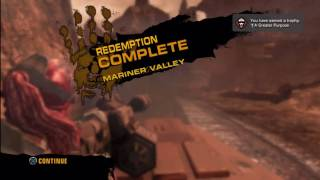 Red Faction Guerrilla  Demons of the Badlands ending