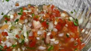 LA COCINA DE ILE - Salsa Criolla