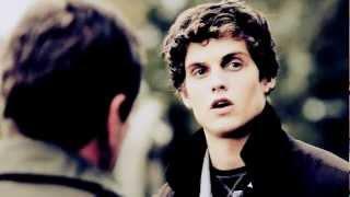 Isaac & Jackson | watch me fall apart {Teen Wolf}