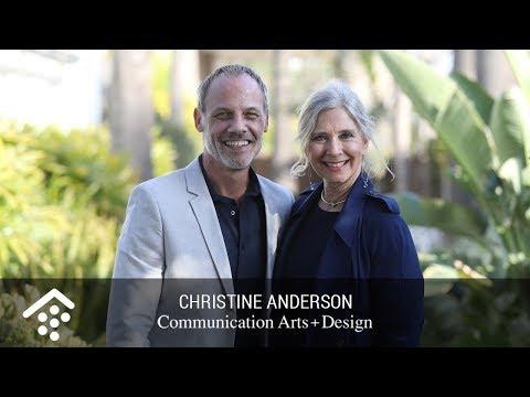 Communication Arts & Design Founder Christine Anderson Talks Industry PR