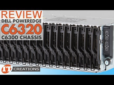 Dell PowerEdge C6320 Rack Server | IT Creations