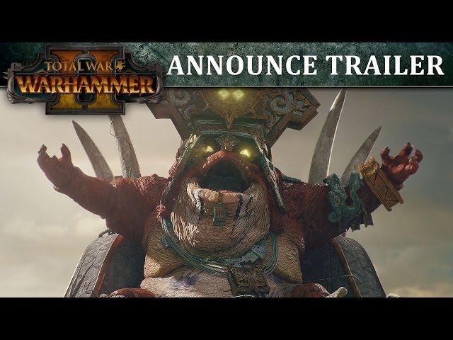 Total War: Warhammer 2 (видео)