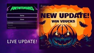 Fortnitemares UPDATE! NEW CHALLENGES Fortnite Item Shop UPDATE! WIN SKINS! (Fortnite Battle Royale)
