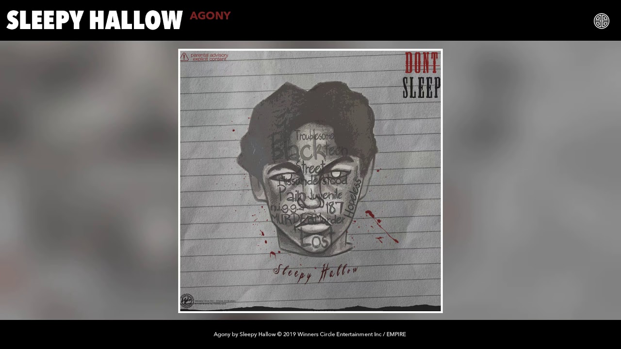 Download Sleepy Hallow - Agony (Audio)