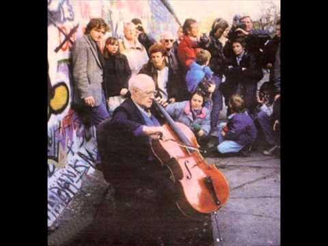Mstislav Rostropovich   Bach Cello Suites 2
