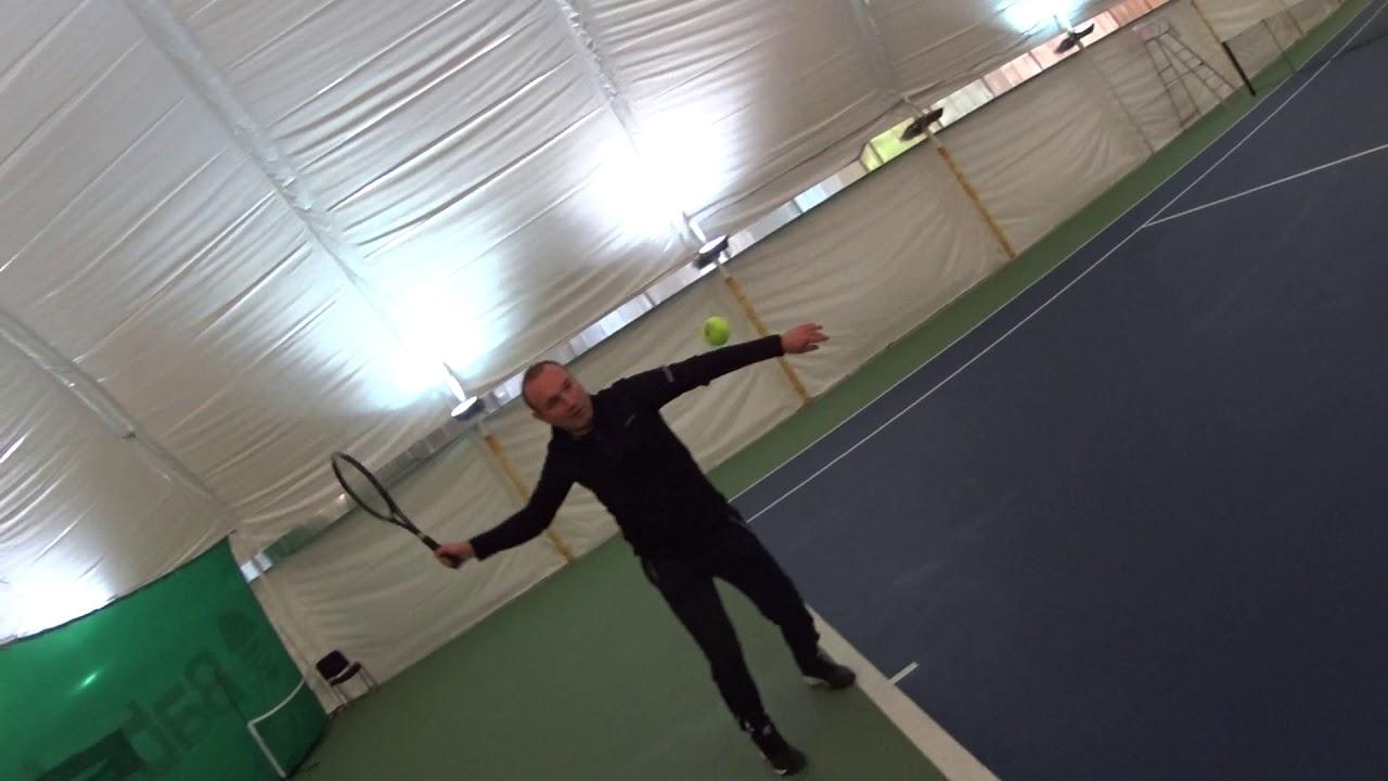 Школа английского языка в Пушкино _ обучение теннису