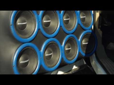 Killer Car Audio System W Gary Killian S Crossfire Spl