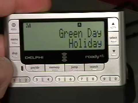 roady xt for xm radio gizmonation com video preview youtube rh youtube com Delphi XM Roady 2 Manual Delphi Roady 2 XM Radio