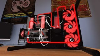 PC BUILDING SIMULATOR LIVE - RIPARIAMO I COMPUTER - GAMEPLAY ITA