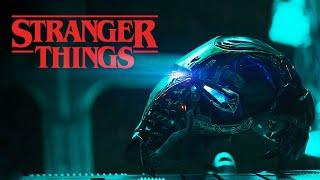 Avengers: Endgame (Stranger Things Style)