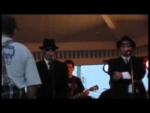 The brothers blues band rubber biscuit