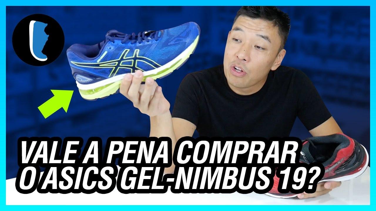 COMPARATIVO: ASICS GEL NIMBUS 18 & 19