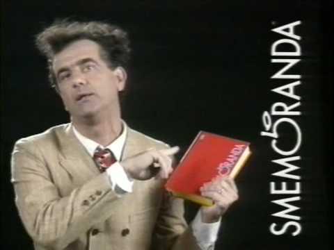 Carta anni 90: la Smemo
