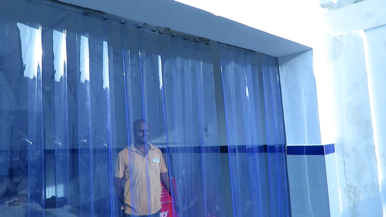 x e door pvc transparent india ac curtain prices in low dp at amazon curtains height plastic retailertm online width buy