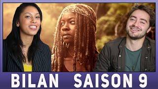 The Walking Dead (ft. Didi Chandouidoui) : Bilan de la Saison 9 !