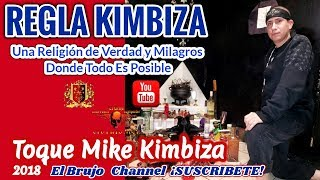El Brujo, Toque Bembe Kimbiza Michael 2018