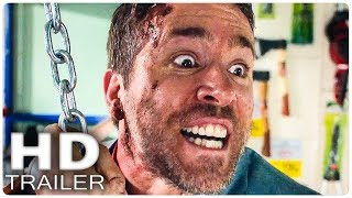 THE HITMAN'S BODYGUARD Trailer 3 (Extended) 2017