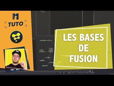 Logiciel effet spéciaux Gratuit - Apprendre Fusion 8