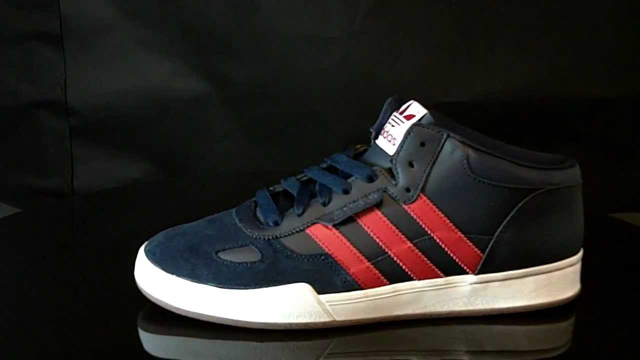 info for d51af 8a21d Adidas Ciero Mid Colnavy Unired Runwhite G56280