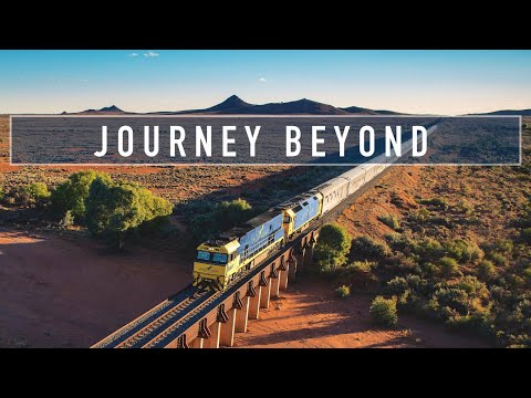 The Indian Pacific, Great Southern Rail Luxury Train / Travel Australia