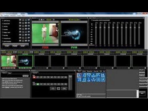 DEMO PORTABEL VIDEO MIXER CH3 DIY | Doovi
