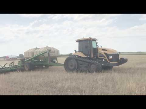 Vlog 6/8: Seeding Soybeans w/ Great Plains Air Seeder