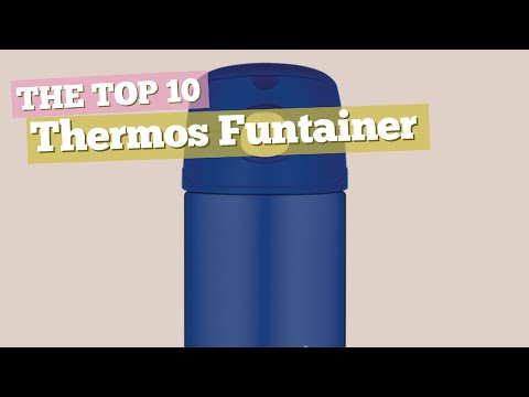 Thermos Funtainer Bottle // The Top 10 Best Sellers 2017