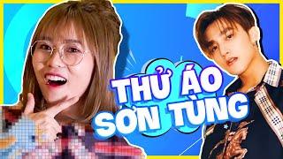 """Mặc thử chiếc áo 50 triệu của Sơn Tùng trong MV """"Hãy Trao Cho Anh""""    BONUS STAGE"""