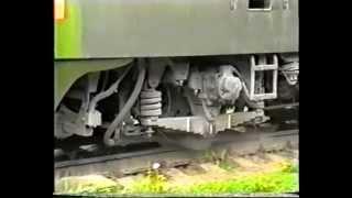 Учебный фильм по вождению грузовых поездов