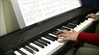 明日への手紙(ドラマバージョン)/手嶌葵(ドラマ「いつかこの恋を思い出してきっと泣いてしまう」主題歌)-ピアノ piano-