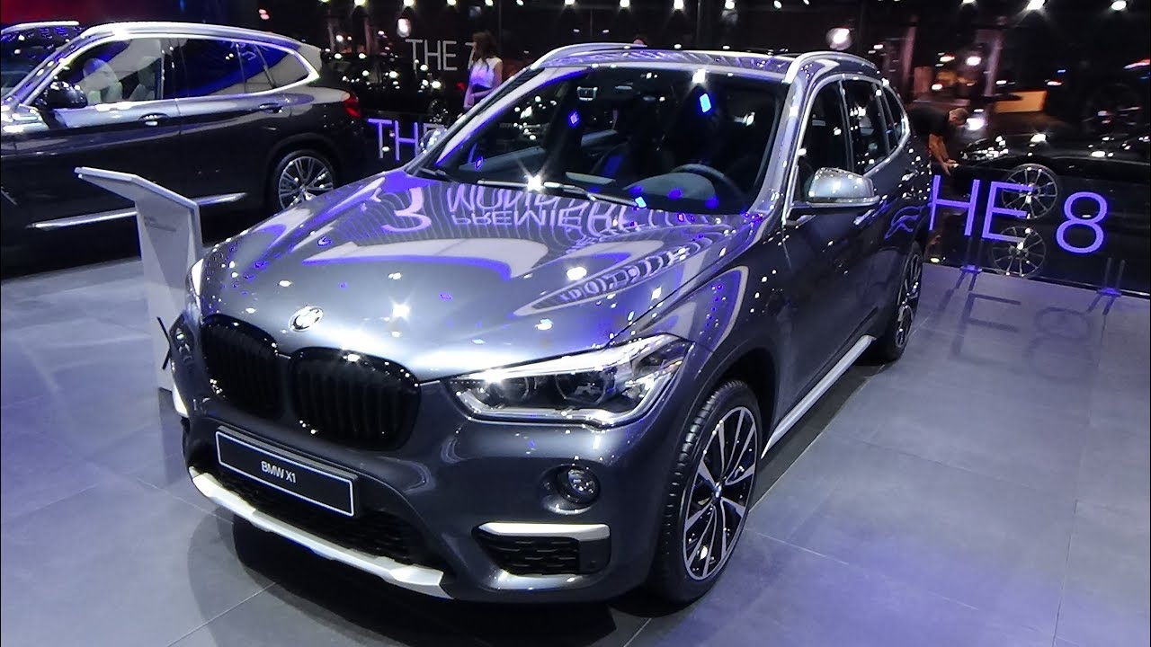 2019 bmw x1 sdrive18i exterior and interior paris auto. Black Bedroom Furniture Sets. Home Design Ideas