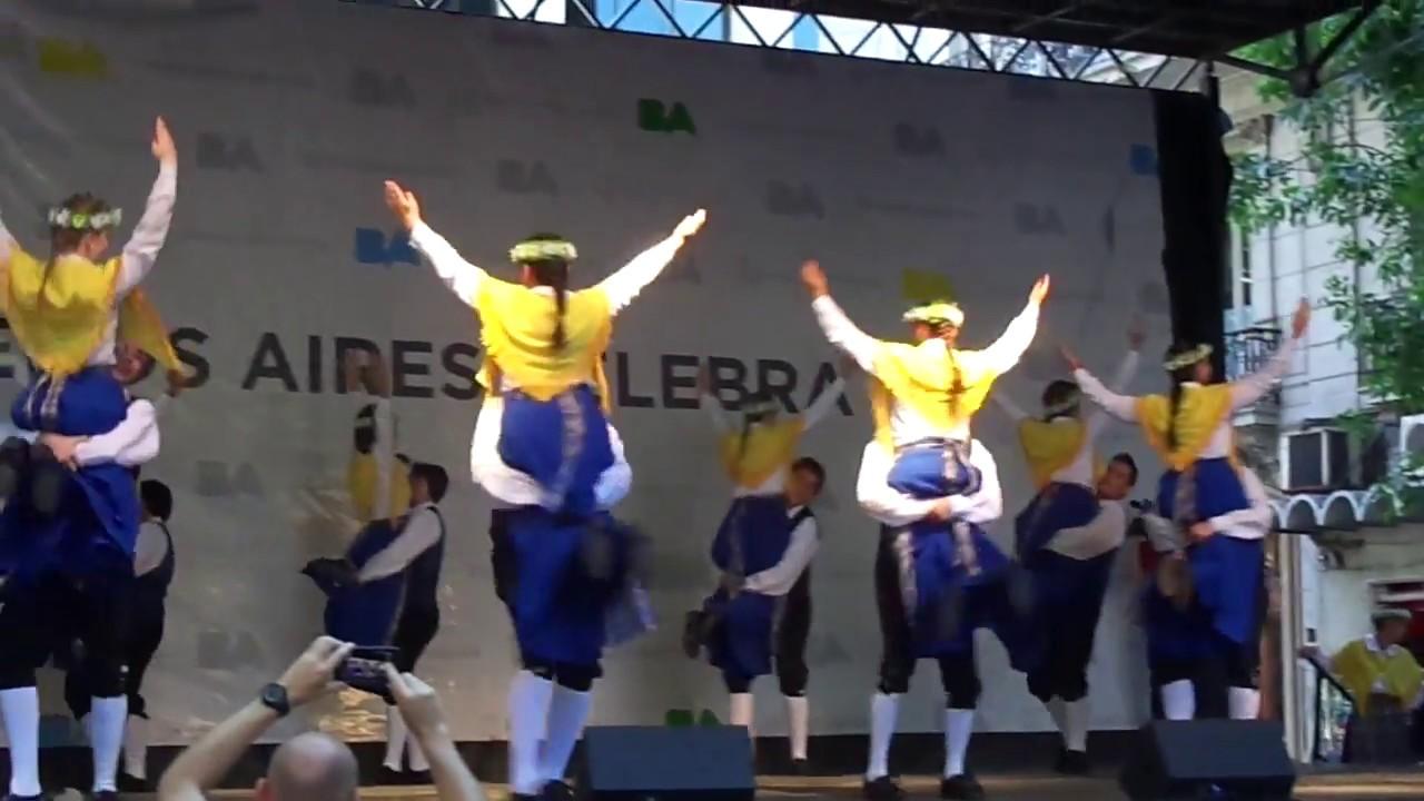 Traditional Swedish Dance / Traditionell svensk dans / Danza Tradicional Sueca 3