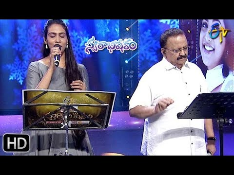 Meghama Maruvake | SP Balu,Anjana Soumya Performance | Swarabhishekam | 11th August 2019 | ETV