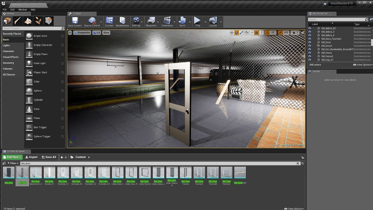 telecharger unreal engine