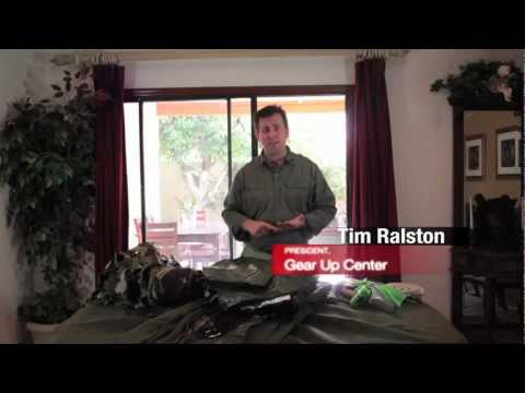 Tim Ralston of National Geographic 's Doomsday Preppers -  BUG OUT BAG part 3 of 3