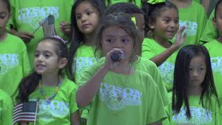 Tyson Elementary | Kindergarten Celebration