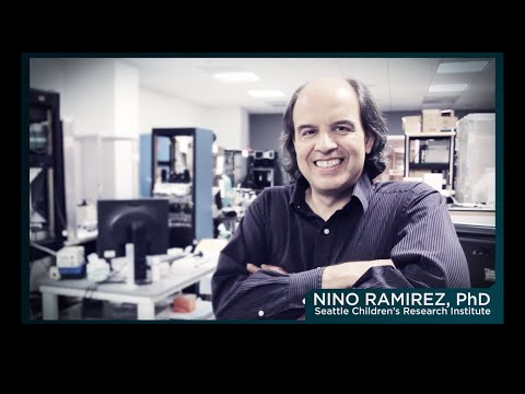 Seattle Children's Research Institute's Faces of Research – Meet Dr. Nino Ramirez