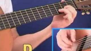 The Entertainer - Acoustic Guitar arrangement