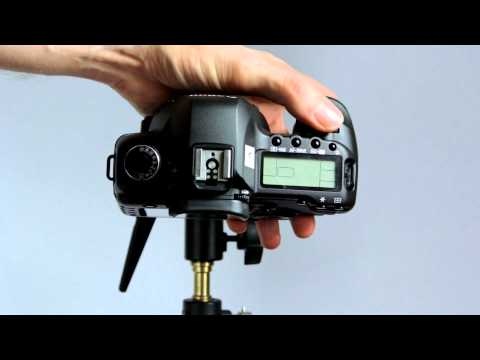 Canon EOD 5D Mark II - Tutorial #01 - The Camera Intro