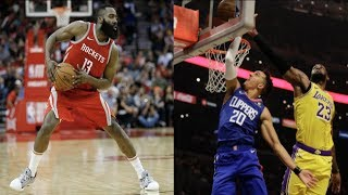 "NBA ""Signature Moves"" COMPILATION"