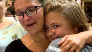 Weronika spełniła marzenie mamy. Nie kryły łez wzruszenia [Drzewo marzeń]