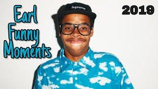 Earl Sweatshirt Best/Funny Moments (2019)