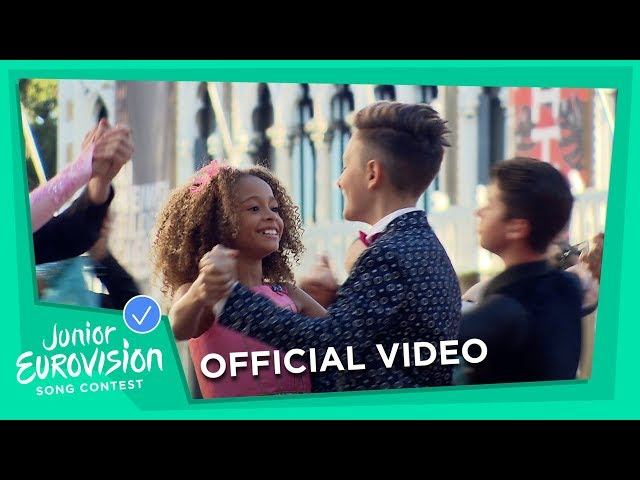Melissa & Marco - What Is Love - Italy 🇮🇹 - Official Music Video - Junior Eurovision 2018