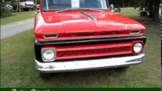 1964 Chevy C10 Step Side with UGA Colors and Logo - For Sale