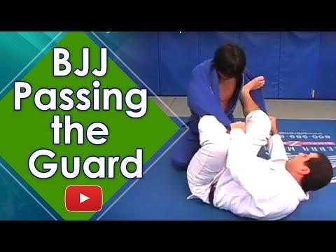 Brazilian Jiu-Jitsu: Passing The Guard - Master Marcus Vinicius Di Lucia