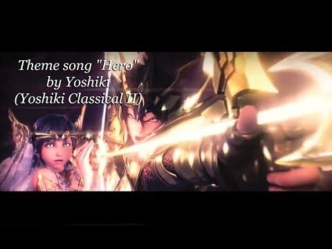 Saint Seiya CG Film's New Screenshots, Poster Unveiled